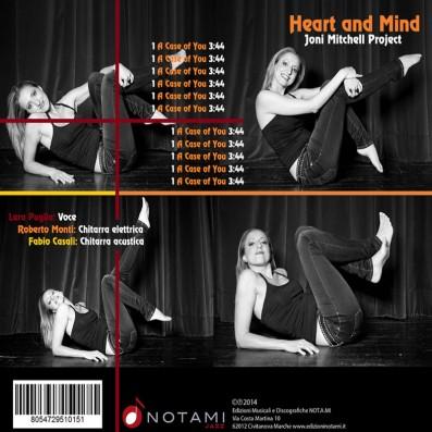 Lara Puglia - Heart and Mind - Joni Mitchell Project