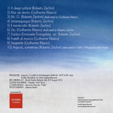 R. Zechini with G. Ribeiro - A deep surface