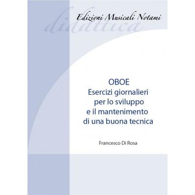 Francesco Di Rosa - Esercizi giornalieri per lo sviluppo e il mantenimento di una buona tecnica