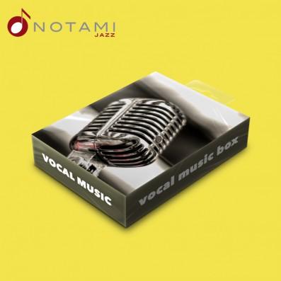 BOX CD - Vocal Music 4 cd set