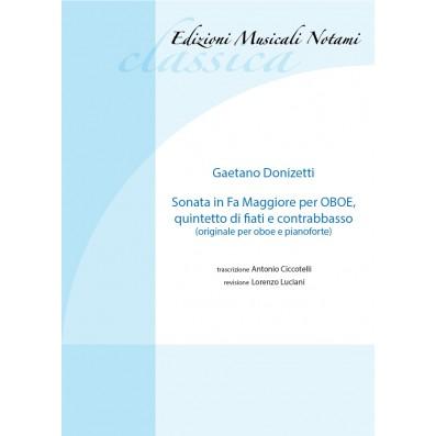 Gaetano Donizetti - Sonate...