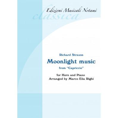 Richard Strauss - Moonlight...