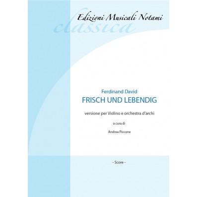 Ferdinand David - Frisch...