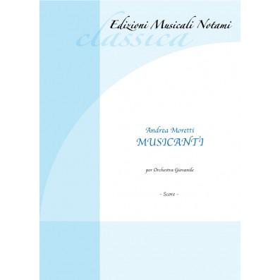 Andrea Moretti - I musicanti