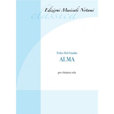 Alma - Felice Del Gaudio