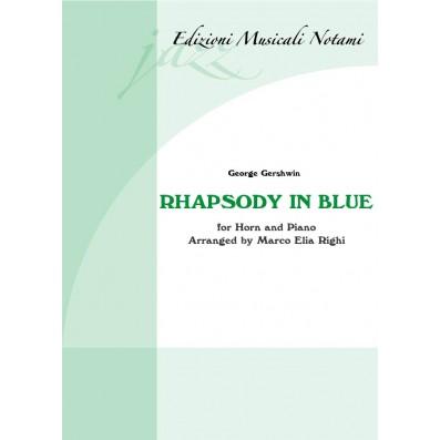 George Gershwin - Rhapsody...