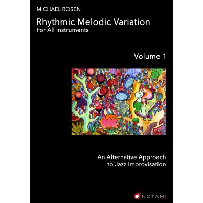 Michael Rosen - Rhythmic Melodic Variation Vol.1
