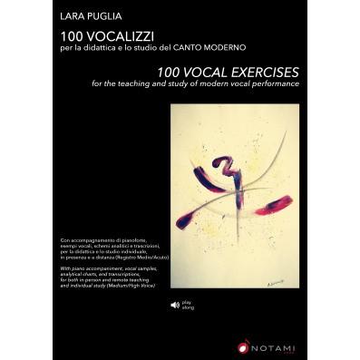 Lara Puglia - 100 Vocalizzi