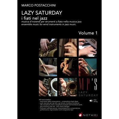 Marco Postacchini - LAZY SATURDAY I fiati nel jazz