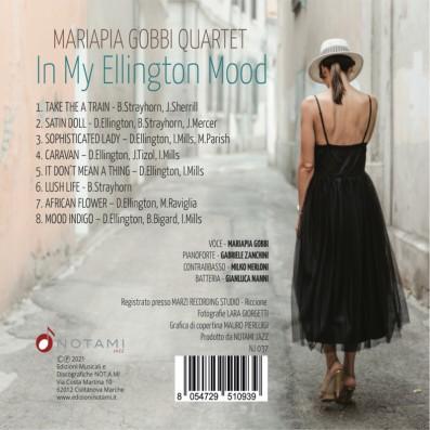 Mariapia Gobbi - In my Ellington mood